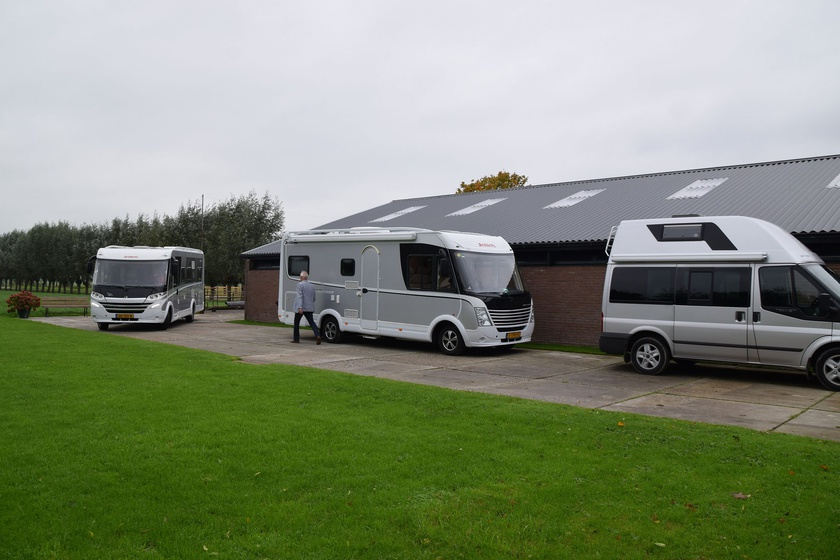Camperplaats 'De Willige Waard'